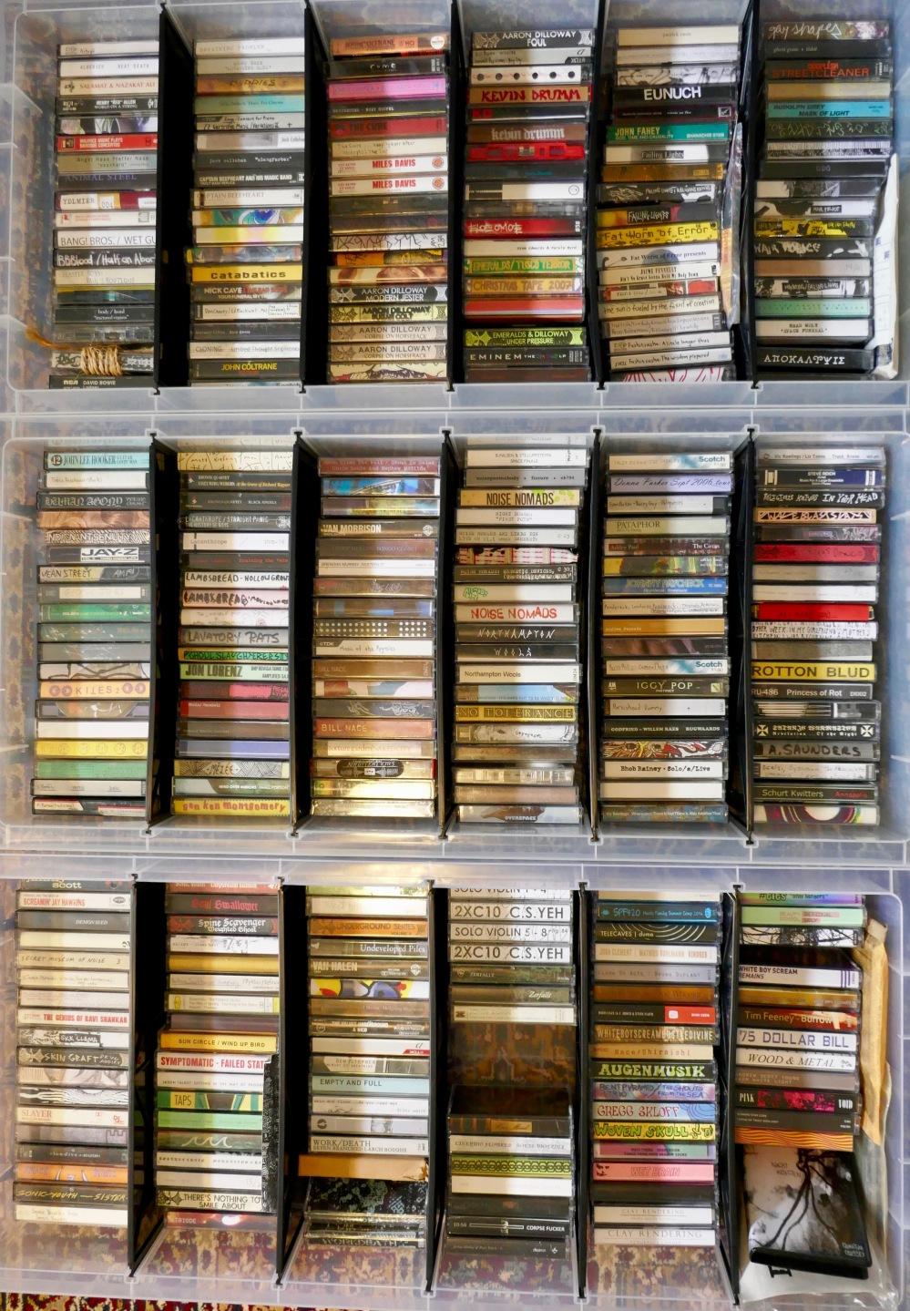 GK Cassettes 3.24.19