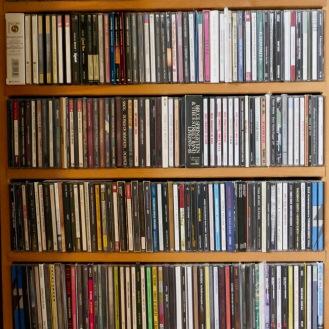 GK CDs P-Z