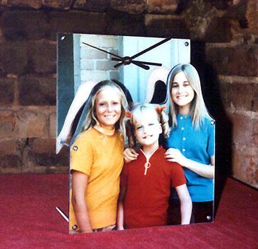 Clockthing - Brady-Girls