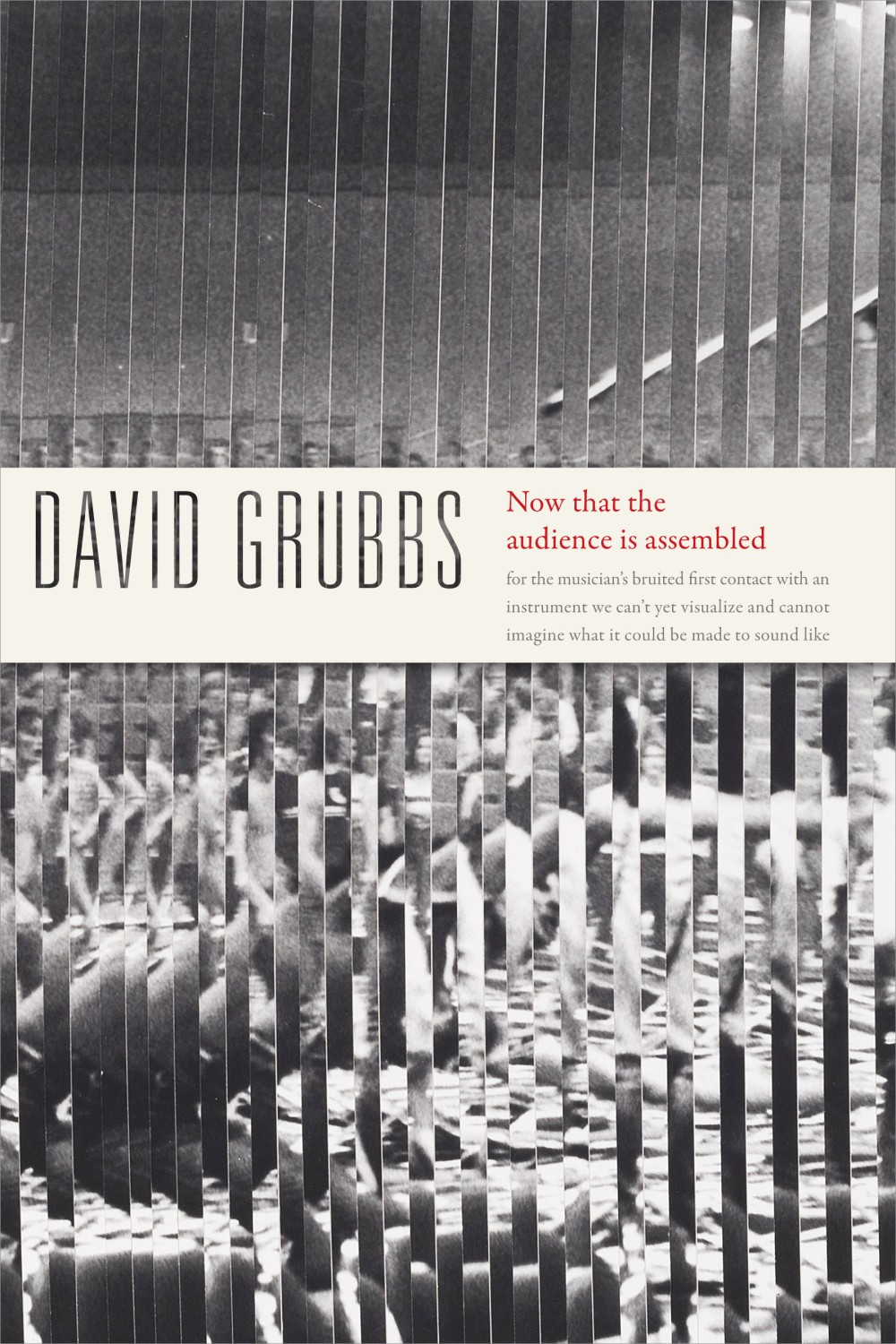 David Grubbs - Now that the audience is assembled.jpg